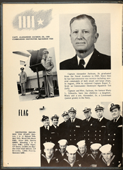 Page 6, 1955 Edition, Brownson (DD 868) - Naval Cruise Book online yearbook collection