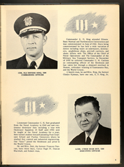 Page 7, 1955 Edition, Brownson (DD 868) - Naval Cruise Book online yearbook collection