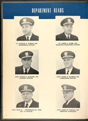 Page 8, 1955 Edition, Brownson (DD 868) - Naval Cruise Book online yearbook collection
