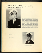 Page 10, 1967 Edition, Brumby (DE 1044) - Naval Cruise Book online yearbook collection