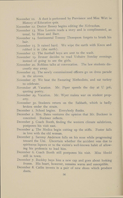 Page 60, 1903 Edition, University of Nebraska Lincoln - Cornhusker Yearbook (Lincoln, NE) online yearbook collection