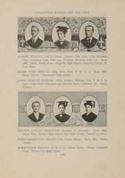 Page 16, 1907 Edition, University of Nebraska Lincoln - Cornhusker Yearbook (Lincoln, NE) online yearbook collection