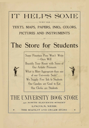 Page 3, 1907 Edition, University of Nebraska Lincoln - Cornhusker Yearbook (Lincoln, NE) online yearbook collection