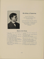 Page 13, 1910 Edition, University of Nebraska Lincoln - Cornhusker Yearbook (Lincoln, NE) online yearbook collection