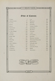 Page 12, 1917 Edition, University of Nebraska Lincoln - Cornhusker Yearbook (Lincoln, NE) online yearbook collection