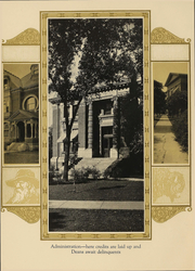 Page 16, 1924 Edition, University of Nebraska Lincoln - Cornhusker Yearbook (Lincoln, NE) online yearbook collection
