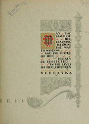 Page 3, 1928 Edition, University of Nebraska Lincoln - Cornhusker Yearbook (Lincoln, NE) online yearbook collection