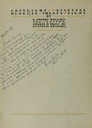Page 4, 1928 Edition, University of Nebraska Lincoln - Cornhusker Yearbook (Lincoln, NE) online yearbook collection