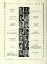 Page 112, 1931 Edition, University of Nebraska Lincoln - Cornhusker Yearbook (Lincoln, NE) online yearbook collection