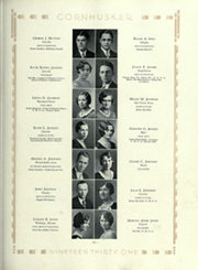 Page 115, 1931 Edition, University of Nebraska Lincoln - Cornhusker Yearbook (Lincoln, NE) online yearbook collection