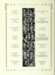 Page 116, 1931 Edition, University of Nebraska Lincoln - Cornhusker Yearbook (Lincoln, NE) online yearbook collection