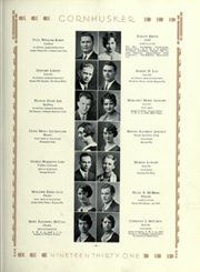 Page 117, 1931 Edition, University of Nebraska Lincoln - Cornhusker Yearbook (Lincoln, NE) online yearbook collection