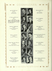 Page 118, 1931 Edition, University of Nebraska Lincoln - Cornhusker Yearbook (Lincoln, NE) online yearbook collection