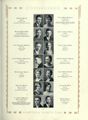 Page 119, 1931 Edition, University of Nebraska Lincoln - Cornhusker Yearbook (Lincoln, NE) online yearbook collection