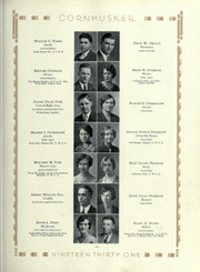 Page 121, 1931 Edition, University of Nebraska Lincoln - Cornhusker Yearbook (Lincoln, NE) online yearbook collection