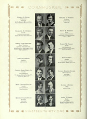 Page 122, 1931 Edition, University of Nebraska Lincoln - Cornhusker Yearbook (Lincoln, NE) online yearbook collection