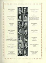 Page 123, 1931 Edition, University of Nebraska Lincoln - Cornhusker Yearbook (Lincoln, NE) online yearbook collection
