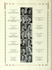 Page 124, 1931 Edition, University of Nebraska Lincoln - Cornhusker Yearbook (Lincoln, NE) online yearbook collection