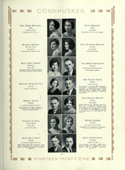 Page 125, 1931 Edition, University of Nebraska Lincoln - Cornhusker Yearbook (Lincoln, NE) online yearbook collection