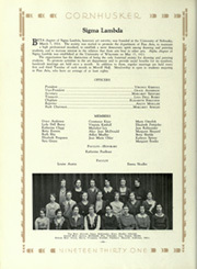 Page 234, 1931 Edition, University of Nebraska Lincoln - Cornhusker Yearbook (Lincoln, NE) online yearbook collection