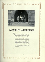 Page 237, 1931 Edition, University of Nebraska Lincoln - Cornhusker Yearbook (Lincoln, NE) online yearbook collection