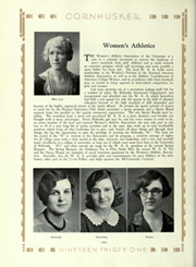 Page 238, 1931 Edition, University of Nebraska Lincoln - Cornhusker Yearbook (Lincoln, NE) online yearbook collection
