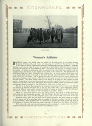 Page 243, 1931 Edition, University of Nebraska Lincoln - Cornhusker Yearbook (Lincoln, NE) online yearbook collection