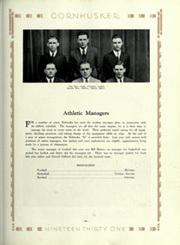 Page 253, 1931 Edition, University of Nebraska Lincoln - Cornhusker Yearbook (Lincoln, NE) online yearbook collection
