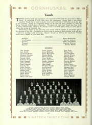 Page 254, 1931 Edition, University of Nebraska Lincoln - Cornhusker Yearbook (Lincoln, NE) online yearbook collection
