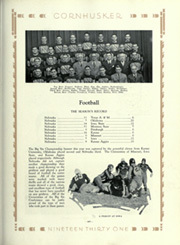 Page 259, 1931 Edition, University of Nebraska Lincoln - Cornhusker Yearbook (Lincoln, NE) online yearbook collection