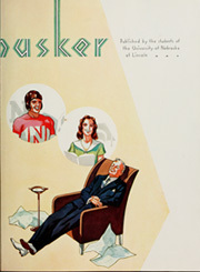 Page 9, 1933 Edition, University of Nebraska Lincoln - Cornhusker Yearbook (Lincoln, NE) online yearbook collection