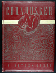 Page 1, 1940 Edition, University of Nebraska Lincoln - Cornhusker Yearbook (Lincoln, NE) online yearbook collection