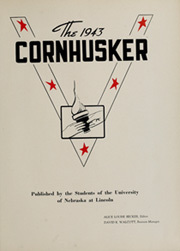 Page 9, 1943 Edition, University of Nebraska Lincoln - Cornhusker Yearbook (Lincoln, NE) online yearbook collection