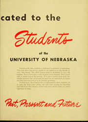 Page 9, 1951 Edition, University of Nebraska Lincoln - Cornhusker Yearbook (Lincoln, NE) online yearbook collection