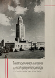 Page 10, 1952 Edition, University of Nebraska Lincoln - Cornhusker Yearbook (Lincoln, NE) online yearbook collection
