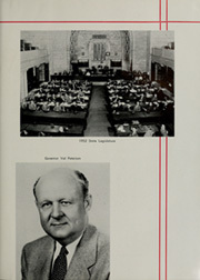 Page 11, 1952 Edition, University of Nebraska Lincoln - Cornhusker Yearbook (Lincoln, NE) online yearbook collection