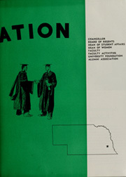 Page 13, 1952 Edition, University of Nebraska Lincoln - Cornhusker Yearbook (Lincoln, NE) online yearbook collection