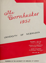 Page 7, 1952 Edition, University of Nebraska Lincoln - Cornhusker Yearbook (Lincoln, NE) online yearbook collection
