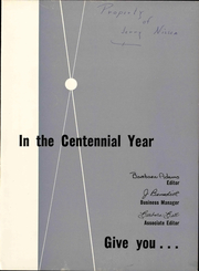 Page 5, 1954 Edition, University of Nebraska Lincoln - Cornhusker Yearbook (Lincoln, NE) online yearbook collection