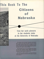 Page 9, 1954 Edition, University of Nebraska Lincoln - Cornhusker Yearbook (Lincoln, NE) online yearbook collection