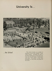 Page 10, 1957 Edition, University of Nebraska Lincoln - Cornhusker Yearbook (Lincoln, NE) online yearbook collection