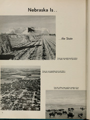 Page 12, 1957 Edition, University of Nebraska Lincoln - Cornhusker Yearbook (Lincoln, NE) online yearbook collection