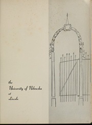 Page 5, 1957 Edition, University of Nebraska Lincoln - Cornhusker Yearbook (Lincoln, NE) online yearbook collection