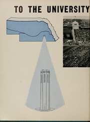 Page 8, 1957 Edition, University of Nebraska Lincoln - Cornhusker Yearbook (Lincoln, NE) online yearbook collection