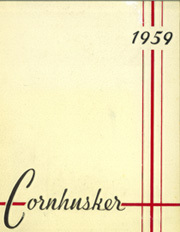 Page 1, 1959 Edition, University of Nebraska Lincoln - Cornhusker Yearbook (Lincoln, NE) online yearbook collection