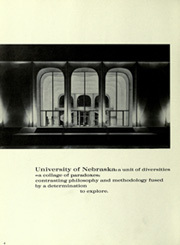 Page 8, 1964 Edition, University of Nebraska Lincoln - Cornhusker Yearbook (Lincoln, NE) online yearbook collection
