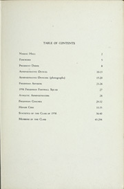 Page 11, 1956 Edition, Princeton University - Freshman Herald Yearbook (Princeton, NJ) online yearbook collection