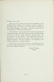 Page 13, 1956 Edition, Princeton University - Freshman Herald Yearbook (Princeton, NJ) online yearbook collection