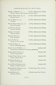 Page 17, 1956 Edition, Princeton University - Freshman Herald Yearbook (Princeton, NJ) online yearbook collection