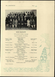 Page 11, 1928 Edition, Deering High School - Amethyst Yearbook (Portland, ME) online yearbook collection